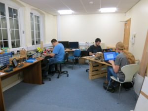 Our space at Fulford Business Centre