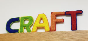 Crochet CRAFT Logo